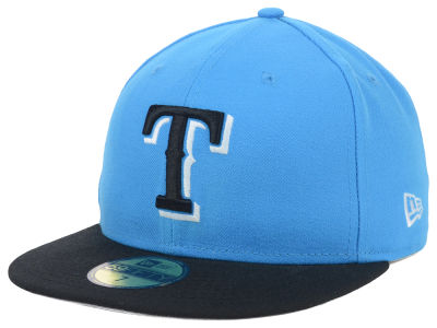 Texas Rangers MLB BW 2 Tone 59FIFTY Cap Hats
