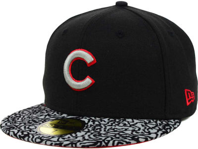 Chicago Cubs MLB E-Print 59FIFTY Cap Hats