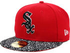 Chicago White Sox New Era MLB E-Print 59FIFTY Cap Fitted Hats
