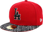 Los Angeles Dodgers New Era MLB E-Print 59FIFTY Cap Fitted Hats
