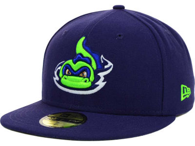 Vermont Lake Monsters MiLB AC 59FIFTY Cap Hats