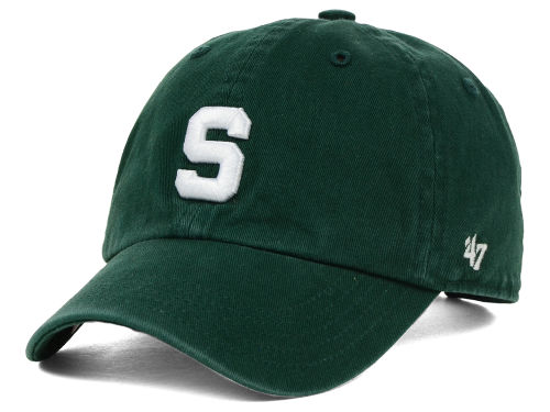 Michigan State Spartans '47 NCAA Kids Clean Up Hats