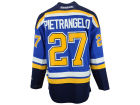 St. Louis Blues Alex Pietrangelo Reebok NHL Premier Player Jersey Jerseys