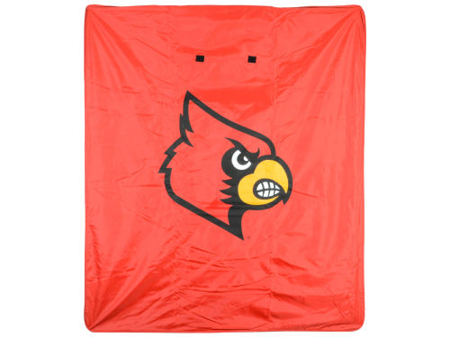 Louisville Cardinals Logo Chair All Weather Blanket
