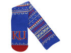 Kansas Jayhawks Camo Sock Apparel & Accessories