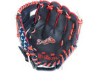 Atlanta Braves Tee Ball Glove Collectibles