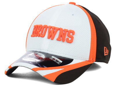 Cleveland Browns NFL 2014 Training 39THIRTY XP Cap Hats