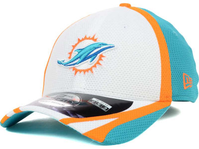 Miami Dolphins NFL 2014 Training 39THIRTY XP Cap Hats