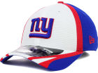 New York Giants New Era NFL 2014 Training 39THIRTY XP Cap Stretch Fitted Hats
