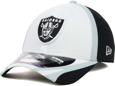 Oakland Raiders NFL 2014 Training 39THIRTY XP Cap Hats