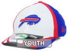 Buffalo Bills New Era NFL 2014 Kids Training Camp 39THIRTY Cap Stretch Fitted Hats