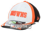 Cleveland Browns New Era NFL 2014 Kids Training Camp 39THIRTY Cap Stretch Fitted Hats