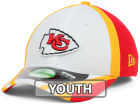 Kansas City Chiefs New Era NFL 2014 Kids Training Camp 39THIRTY Cap Stretch Fitted Hats