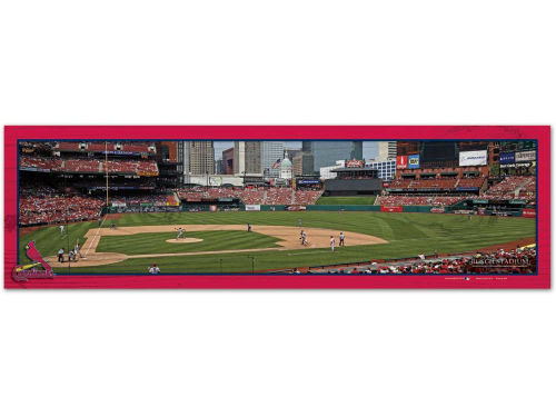 St. Louis Cardinals Wincraft 9x30 Wood Sign