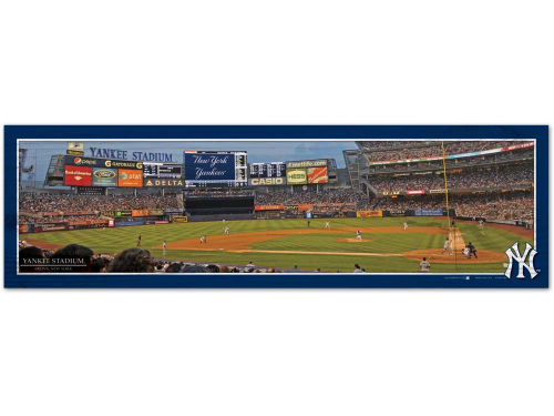 New York Yankees Wincraft 9x30 Wood Sign