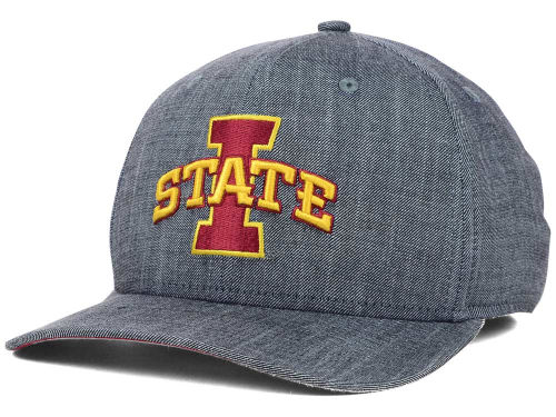 Iowa State Cyclones Hurley NCAA One and Textures Cap Hats