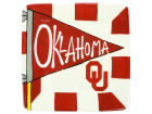 Oklahoma Sooners Square Plate Kitchen & Bar