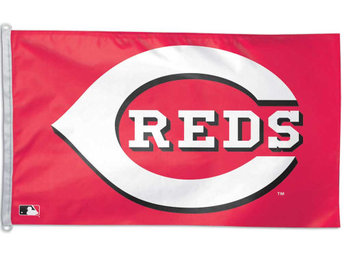 Cincinnati Reds Wincraft 3x5ft Flag