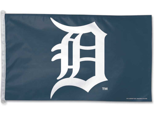Detroit Tigers Wincraft 3x5ft Flag