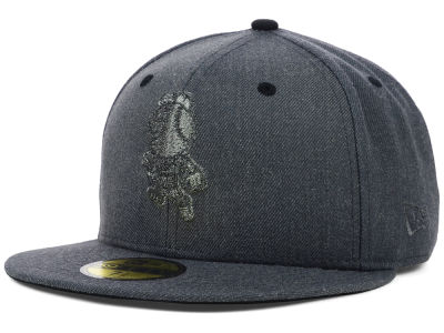 New York Mets MLB Graphite Heather 59FIFTY Cap Hats