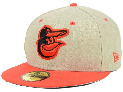Baltimore Orioles MLB Team OAT 59FIFTY Cap Hats