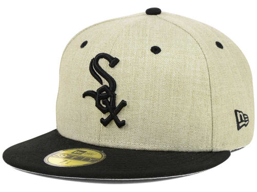 Chicago White Sox New Era MLB Team OAT 59FIFTY Cap Hats