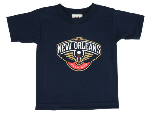 New Orleans Pelicans Anthony Davis adidas NBA Toddler Name Number T-Shirt