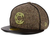 Crooks & Castles Tweed 59FIFTY Cap Fitted Hats