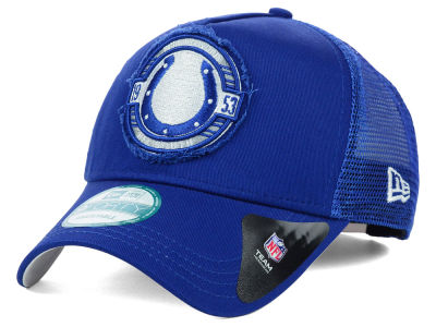Indianapolis Colts NFL Trucker Snap 9FORTY Cap Hats