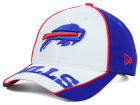 Buffalo Bills New Era NFL Word Stamped 9FORTY Cap Adjustable Hats