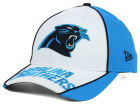 Carolina Panthers New Era NFL Word Stamped 9FORTY Cap Adjustable Hats