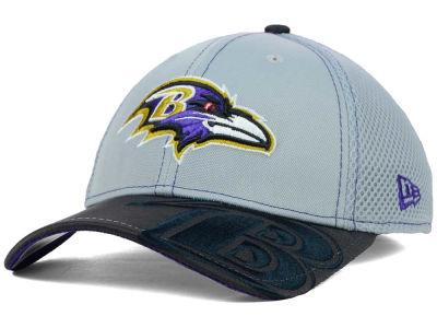 Baltimore Ravens NFL Logo Crop Neo 39THIRTY Cap Hats