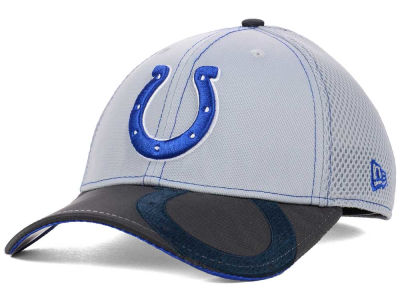 Indianapolis Colts NFL Logo Crop Neo 39THIRTY Cap Hats