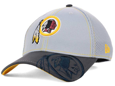 Washington Redskins NFL Logo Crop Neo 39THIRTY Cap Hats