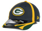 Green Bay Packers New Era NFL 2014 Graphite Training 39THIRTY Cap Stretch Fitted Hats