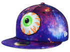 Mishka Nebula Keep Watch 59FIFTY Cap Fitted Hats