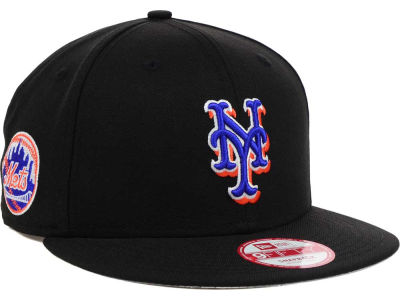 New York Mets MLB 2 Tone Link 9FIFTY Snapback Cap Hats