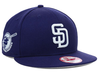 San Diego Padres MLB 2 Tone Link 9FIFTY Snapback Cap Hats