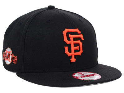 San Francisco Giants MLB 2 Tone Link 9FIFTY Snapback Cap Hats