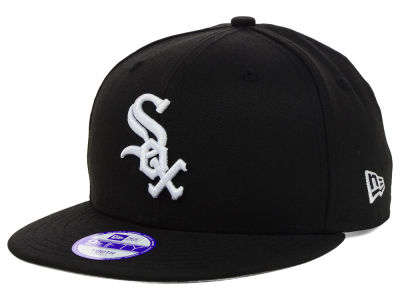 Chicago White Sox MLB Youth Major Wool 9FIFTY Snapback Cap Hats