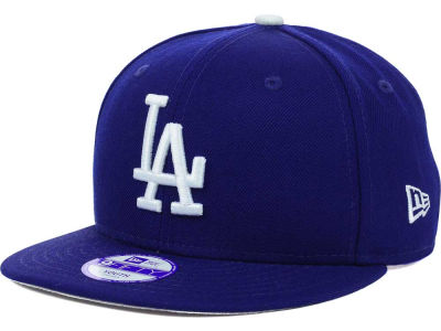 Los Angeles Dodgers MLB Youth Major Wool 9FIFTY Snapback Cap Hats