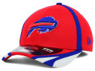 Buffalo Bills New Era NFL 2014 Reverse TC Training 39THIRTY Cap Stretch Fitted Hats