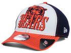 Chicago Bears New Era NFL 2014 Word Rush 39THIRTY Cap Stretch Fitted Hats