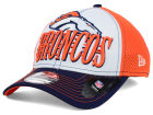 Denver Broncos New Era NFL 2014 Word Rush 39THIRTY Cap Stretch Fitted Hats