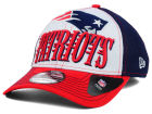 New England Patriots New Era NFL 2014 Word Rush 39THIRTY Cap Stretch Fitted Hats