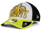 New Orleans Saints New Era NFL 2014 Word Rush 39THIRTY Cap Stretch Fitted Hats