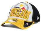 Pittsburgh Steelers New Era NFL 2014 Word Rush 39THIRTY Cap Stretch Fitted Hats