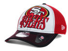 San Francisco 49ers New Era NFL 2014 Word Rush 39THIRTY Cap Stretch Fitted Hats