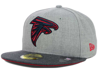 Atlanta Falcons NFL Heather 2 Tone 59FIFTY Cap Hats
