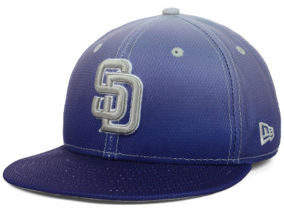 San Diego Padres MLB Diamond Gradation 59FIFTY Cap Hats